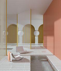 Alexis Christodolou's Imaginary Spaces   Trendland