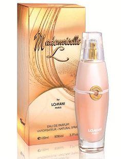 Perfume Mademoiselle Lomani Feminino