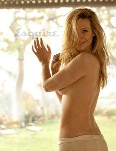 Anna Torv - Smokin' hot.