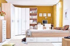 e562f9e127f58 SIMPLY BRW Children's room furniture set. Polish Black Red White Modern  Furniture Store in London
