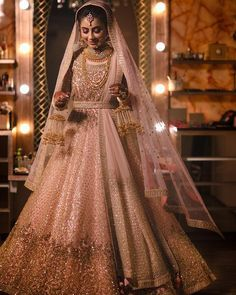8 Bridal Lehenga Colours That Will Be Big In 2018