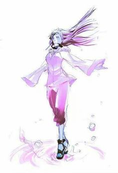 Hinata—my absolute favorite Naruto character. She's awesome; I kinda look to her as a role model of sorts...