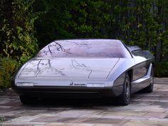 1980s Supercars - Lamborghini Athon