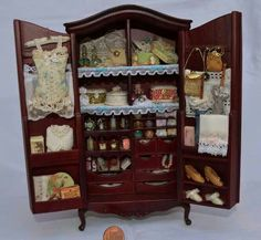 Love this armoire