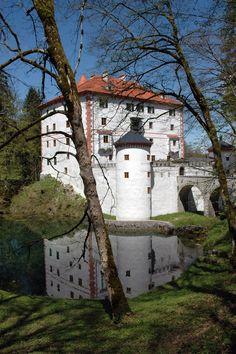 Sneznik Castle, Slovenia