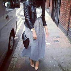 hijab, modest hijab outfits, and hijab fashion image