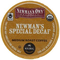 Green Mountain Coffee Newman's Special Decaf K-Cup Portion Pack for Keurig K-Cup Brewers * Read more reviews of the product by visiting the link on the image.