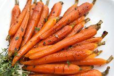 Italian Food Forever » Roasted Baby Carrots With Orange & Honey