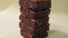 Low Fat Fudgy Brownies