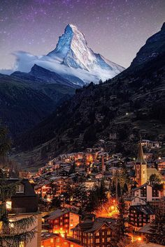 banshy:  Zermatt Switzerland by: Sennai Senna