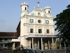 Our Lady of Rosary, Navelim, Goa