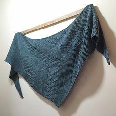 Guerrier shawl