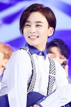 Jeonghan's smile is life! <3