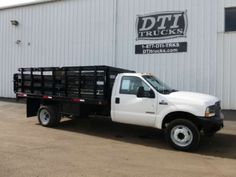 2004 Ford F-550 Super Duty, International Powerstroke 6.0L Turbo Diesel Engine With 325 HP #truck http://equipmentready.com/details/2004_other_ford_f_550+super+duty-5542515