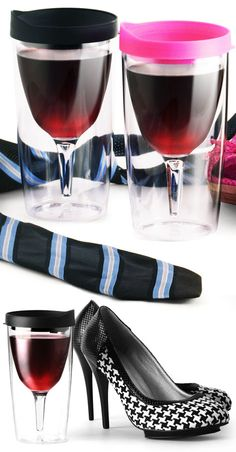 Vino2Go | Business Black - Now Available! from #winesippycup #Vino2Go @Matty Chuah Product Farm store.theproductfarm.com