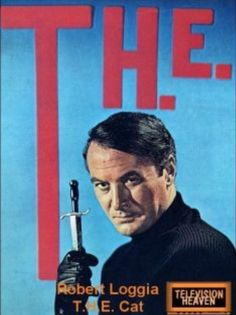 T.H.E. Cat (TV Series 1966–1967) on IMDb: Movies, TV, Celebs, and more...