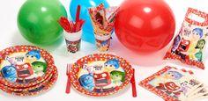Addobbi festa compleanno Inside Out™ per bambini