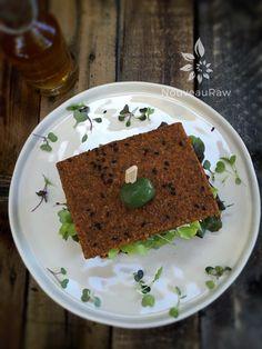 Cajun Bread (raw, vegan, gluten-free, nut-free)
