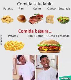 No son lo mismo. Funny Spanish Memes, Spanish Humor, Kpop Memes, Best Memes, Funny Images, Loki, Blame, Random, Funny Things