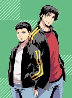 Damian/Dick