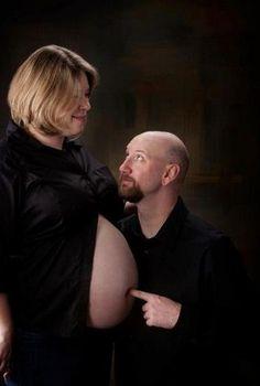 most awkward maternity photos ever. really. so bad.