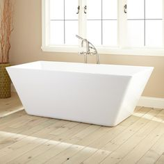 Whitney Acrylic Freestanding Tub