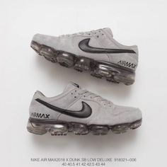 8a3c376fde5e00 321 006 Deadstock Nike Air Vapormax Pigskin Mesh Splicing Deadstock Air Max  Trainers Shoes