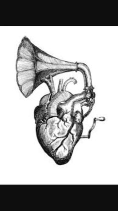 Phonograph heart