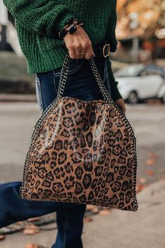 All Eyes On You Leopard Tote • Impressions Online Boutique Leopard Handbag, Leopard Tote, Leopard Prints, Fabric Tote Bags, Printed Tote Bags, Leopard Fashion, Leopard Pattern, Dressed To Kill, All About Eyes