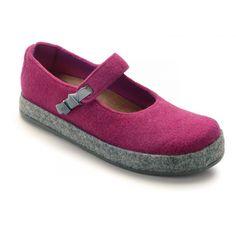 Scholl TALAGANTE růžová / šedá domácí obuv