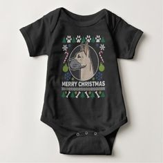 Great Dane Dog Breed Ugly Christmas Sweater - dog puppy dogs doggy pup hound love pet best friend