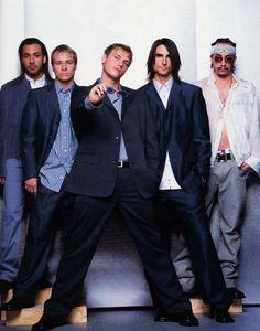 Backstreet Boys Teen 2001
