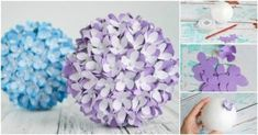 how to make paper flower balls for wedding Archives - i Creative Ideas