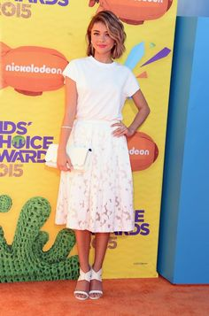 Kids' Choice Awards 2015: All The Fashions You Need To See! [PHOTOS]