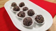 Makové RAW guľôčky Muffin, Breakfast, Food, Alcohol, Morning Coffee, Essen, Muffins, Meals, Cupcakes