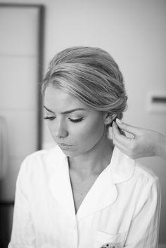 Elegant Bridal Preparation - Editorial wedding Photography by #JulieMichaelsenPhotography