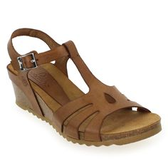 Chaussure Yokono CADIZ 041 Camel 4706202 pour Femme | JEF Chaussures