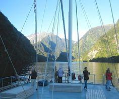 Fiordland New Zealand's #1 hidden secret: Doubtful Sound  http://www.aluxurytravelblog.com/2013/12/16/fiordland-new-zealands-1-hidden-secret-doubtful-sound/