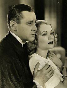 Herbert Marshall and Constance Bennett from A Woman of The World (1935)