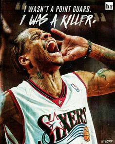 Iverson the beast