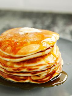 Perfect Buttermilk Pancakes | Savory Sweet Life - Easy Recipes from an Everyday Home Cook