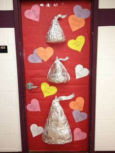 valentines day decorations ideas smart special hearts door decorations from the