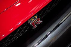 2013 Nissan GT-R grille