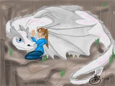 Fablehaven fan art by Kamryn Brockbank