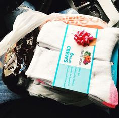 For part of her birthday project Colleen brought socks and chocolates to a local nursing. Thanks for sharing! Share your acts of intentional kindness by hashtagging #thebirthdayproject.
