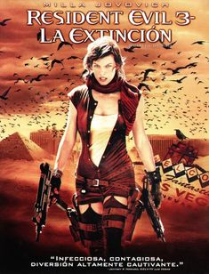 Resident Evil Extiction