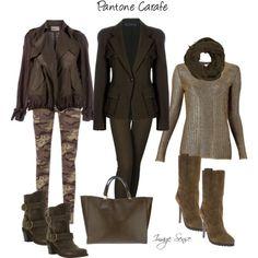 Pantone Carafe A/W13- A top ten colour for Autumn Winter 13 #coloursense