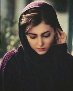 Image may contain: 1 person Beautiful Muslim Women, Most Beautiful Indian Actress, Beautiful Hijab, Girl Pictures, Girl Photos, Iranian Beauty, Iranian Art, Persian Beauties, Persian Girls