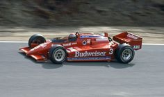 Mario Andretti - Lola T800 Cosworth - Newman-Haas Racing - Cribari Wines 300K - 1984 PPG Indy Car World Series, round 15