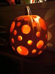 Image result for carved leaf pumpkin